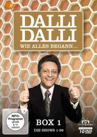 Dalli Dalli - Wie alles begann, DVD