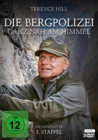 Enrico Oldoini: Die Bergpolizei - Ganz nah am Himmel Staffel 3, DVD