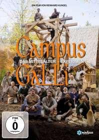 Reinhard Kungel: Campus Galli - Das Mittelalterexperiment, DVD
