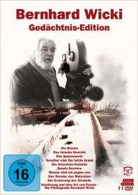 Bernhard Wicki: Bernhard Wicki - Gedächtnis-Edition, DVD
