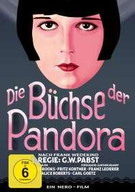 Die Büchse der Pandora (Blu-ray & DVD im Mediabook), Blu-ray Disc