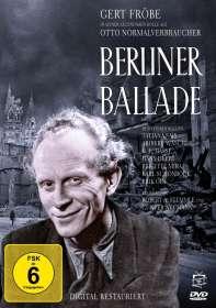Robert A. Stemmle: Berliner Ballade, DVD