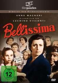 Luchino Visconti: Bellissima, DVD