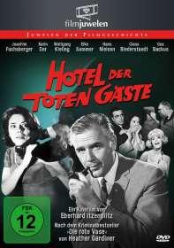 Eberhard Itzenplitz: Hotel der toten Gäste, DVD