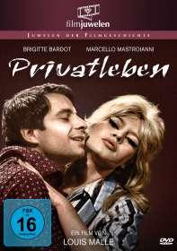 Louis Malle: Privatleben, DVD