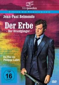 Philippe Labro: Der Erbe (Der Draufgänger), DVD
