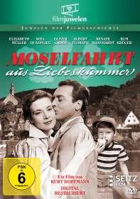 Kurt Hoffmann: Moselfahrt aus Liebeskummer, DVD