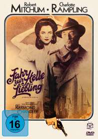 Dick Richards: Fahr zur Hölle, Liebling, DVD