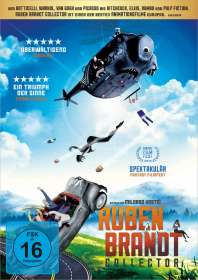 Milorad Krstic: Ruben Brandt, Collector, DVD