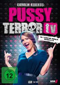 Carolin Kebekus: Pussy Terror TV Staffel 1, DVD