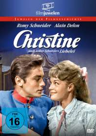 Pierre Gaspard-Huit: Christine (1958), DVD