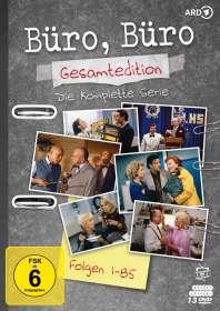 Karin Hercher: Büro, Büro (Komplette Serie), DVD