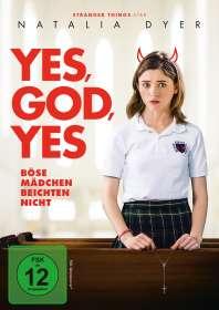 Karen Maine: Yes, God, Yes - Böse Mädchen beichten nicht, DVD