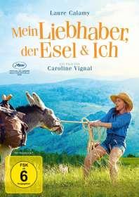 Caroline Vignal: Mein Liebhaber, der Esel & Ich, DVD