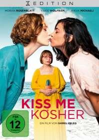 Shirel Peleg: Kiss Me Kosher, DVD