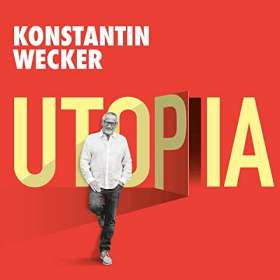 Konstantin Wecker: Utopia, CD
