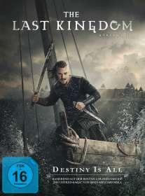 The Last Kingdom Staffel 4, DVD
