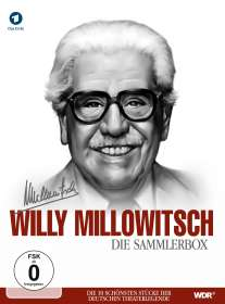 Willy Millowitsch - Die Sammelbox, 10 DVDs