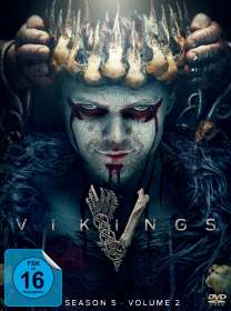 Vikings Season 5 Box 2, DVD