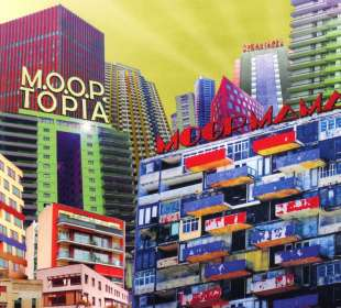 Moop Mama: M.O.O.P.topia, CD