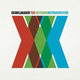 Deine Lakaien: XXX. The 30 Years Retrospective (Boxset), 2 CDs