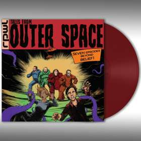 RPWL: Tales From Outer Space (180g) (Limited-Edition) (Red Vinyl), LP