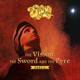 Eloy: The Vision, The Sword And The Pyre (Part II), CD