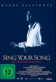 Harry Belafonte - Sing Your Song, DVD