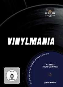Vinylmania, DVD