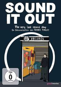 Sound It Out - The Very Last Record Shop (OmU), DVD