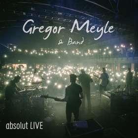 Gregor Meyle: Gregor Meyle & Band - absolut Live, CD