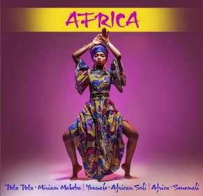 Africa, CD