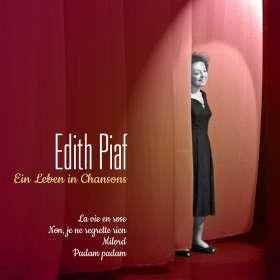 Edith Piaf (1915-1963): Ein Leben In Chansons, CD