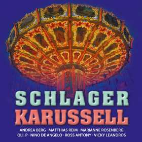 Schlager Karussell, 2 CDs