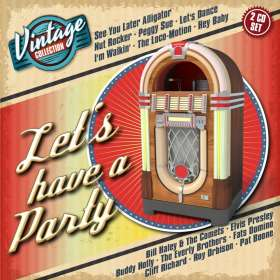 Let's Have A Party: Vintage Collection, 2 CDs