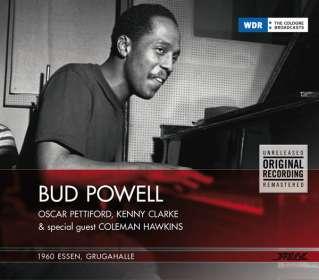 Bud Powell, Oscar Pettiford & Kenny Clarke: 1960 Essen, Grugahalle, CD