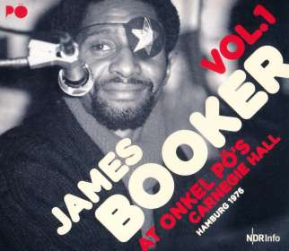 James Booker: At Onkel Pö's Carnegie Hall / Hamburg '76, CD