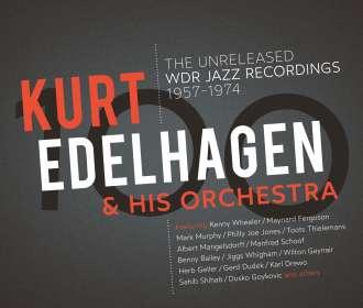 Kurt Edelhagen: 100: The Unreleased WDR Jazz Recordings, CD