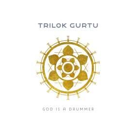 Trilok Gurtu (geb. 1951): God Is A Drummer (180g), LP