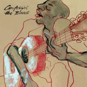 Confessin' the Blues, 2 CDs