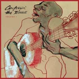 Confessin' the Blues Vol.1, 2 LPs