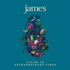 James (Rockband): Living in Extraordinary Times (Deluxe-Edition), CD