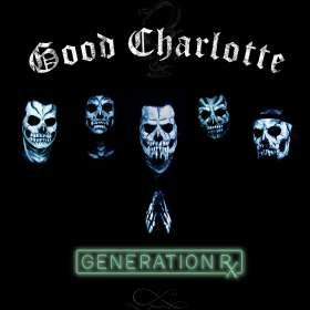 Good Charlotte: Generation RX, CD