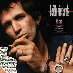 Keith Richards: Talk Is Cheap (30th Anniversary Edition) (180g), LP