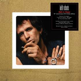 Keith Richards: Talk Is Cheap (Deluxe-Edition), 2 CDs