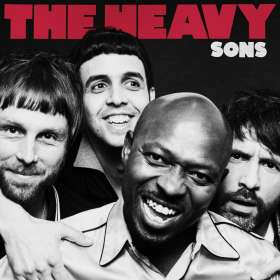 The Heavy: Sons, CD