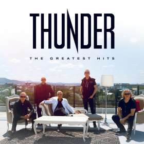 Thunder: The Greatest Hits, CD