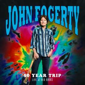 John Fogerty: 50 Year Trip: Live At Red Rocks, CD