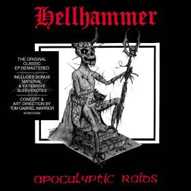 Hellhammer: Apocalyptic Raids (Deluxe Edition), CD