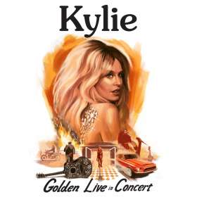 Kylie Minogue: Golden: Live In Concert (Shaped CD), CD